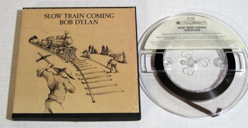 Reel To Reel Tape-Bob Dylan-Slow Train Coming-1979-CLEAN & TESTED