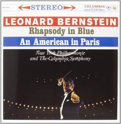 GERSHWIN / BERNSTEIN-RHAPSODY IN BLUE: AN AMERICAN IN PARIS  VINYL LP NEW