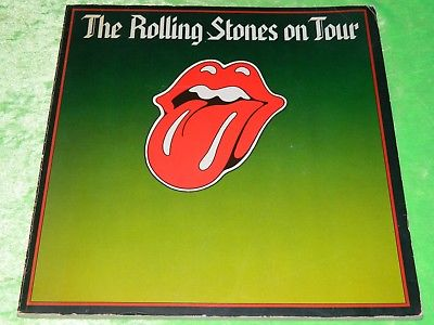 THE ROLLING STONES on tour : 1978 Dragons Dream book, text and photographs