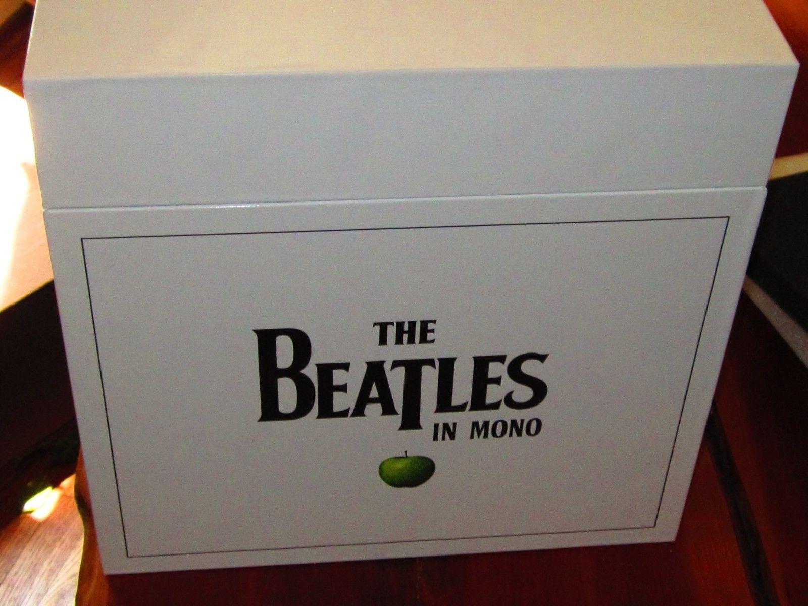 popsike com - THE BEATLES IN MONO VINYL RECORDS BOX SET