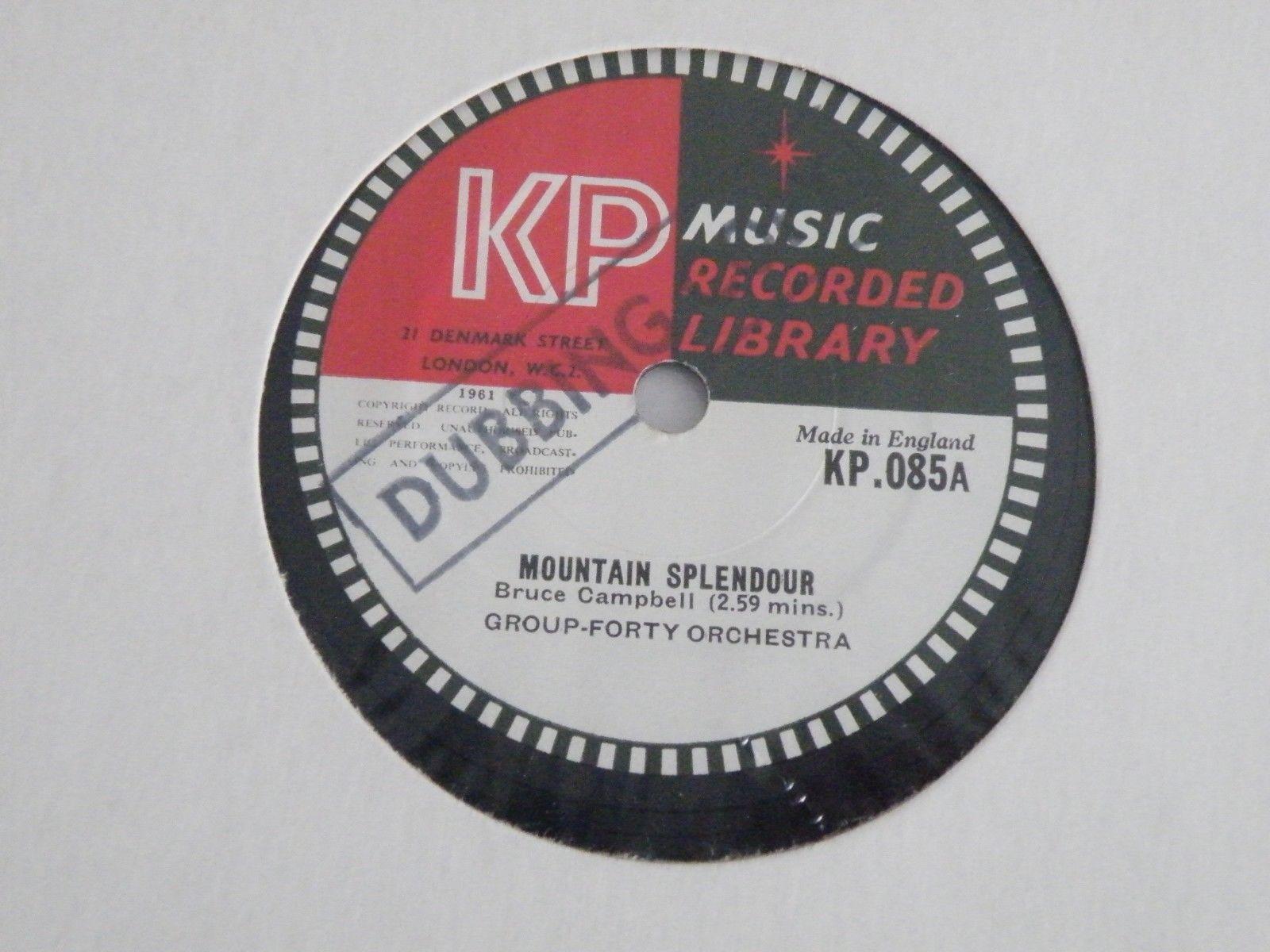 popsike com - KPM LIBRARY MUSIC VINYL 10