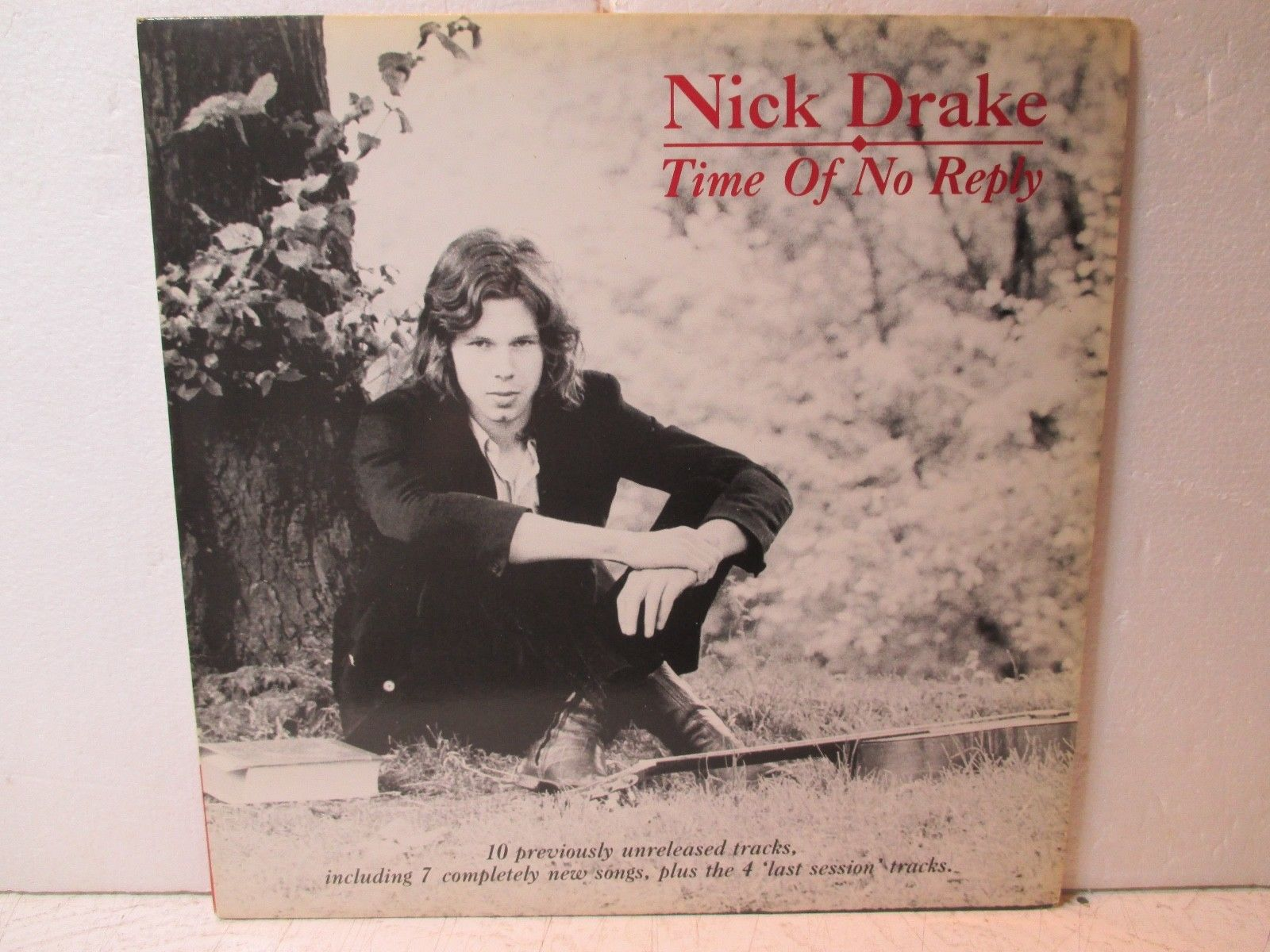 NICK DRAKE Time Of No Reply LP Hannibal 1st press nico fairport cale VG+