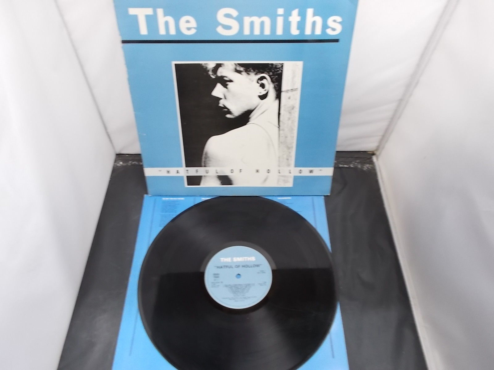 Vinyl record LP Album THE SMITHS HATEFUL OF HOLLOW (11)