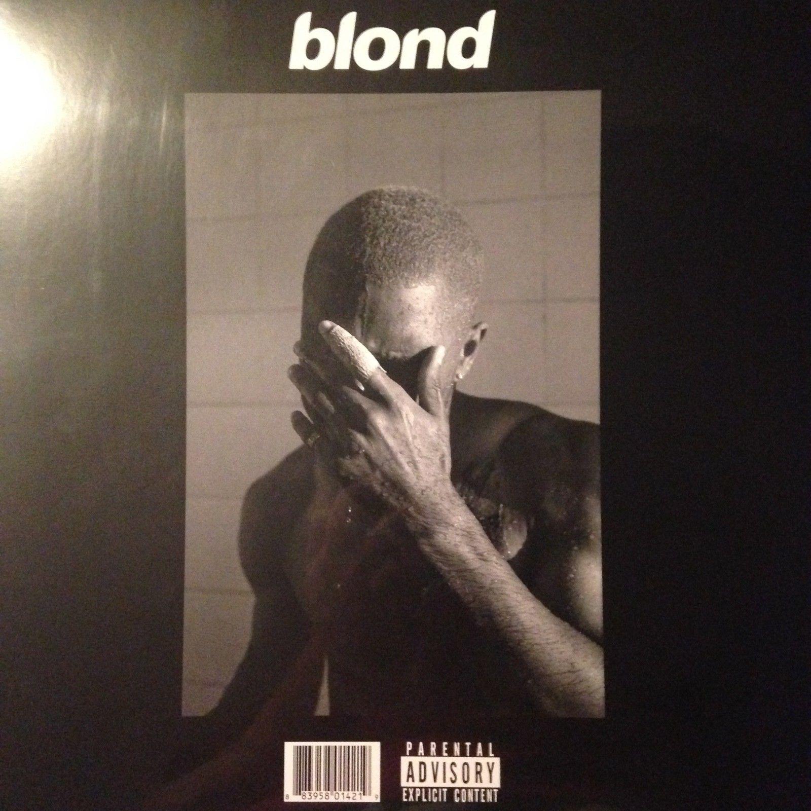 Sealed Frank Ocean Blonde / Blond Black Friday Vinyl