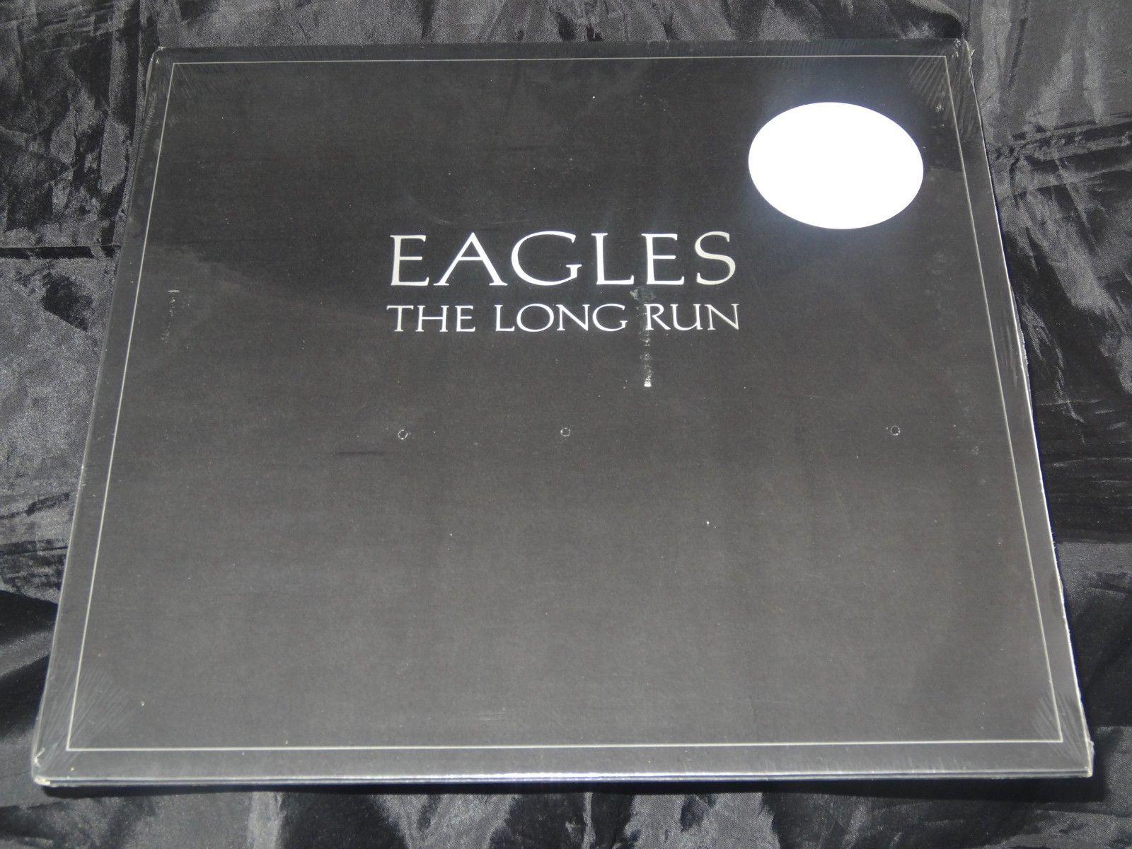 Eagles The Long Run Sealed Vinyl Record Lp Album USA 1979 Orig Hype Sticker