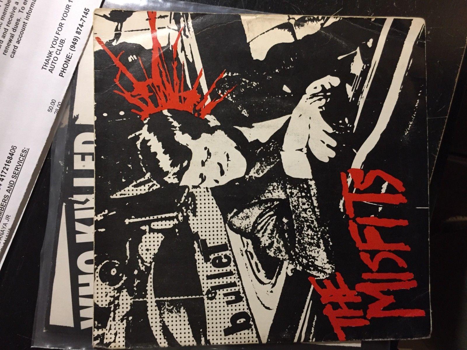 Misfits, Bullet, KBD, Punk, Danzig.
