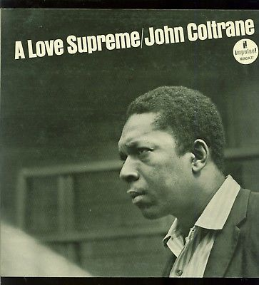 John Coltrane A Love Supreme on Impulse 77