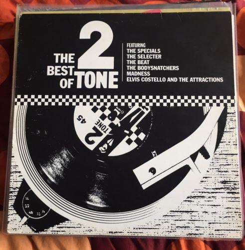 Best Of 2 Tone LP CHRTT5012 V Rare 1st Press Vinyl Ska 2 Tone Specials Madness