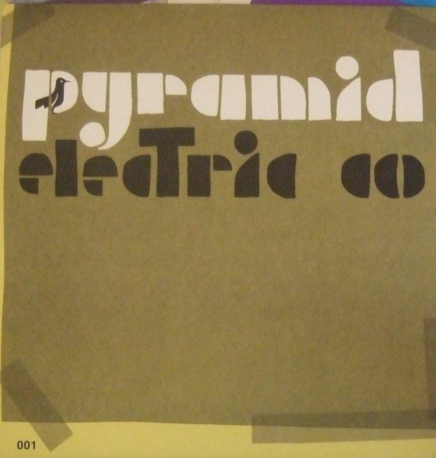 Pyramid Electric Co Vinyl Original First Pressing Magnolia Songs Ohia Molina