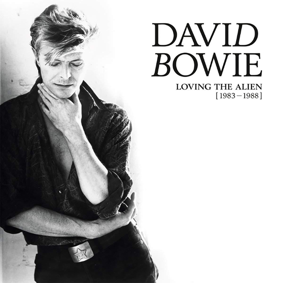 DAVID BOWIE 'LOVING THE ALIEN (1983 - 1988)' (Pre Order VINYL Box Set)