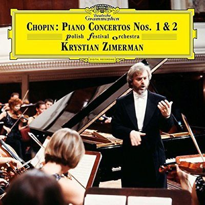 Krystian Zimerman Polish Fe...-Chopin: Piano Concertos Nos (UK IMPORT) VINYL NEW