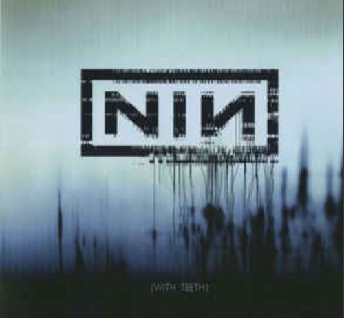 "NINE INCH NAILS WITH TEETH 2x12"" LP GATEFOLD VINYL 2005 US PRESS NOTHING RECORDS"