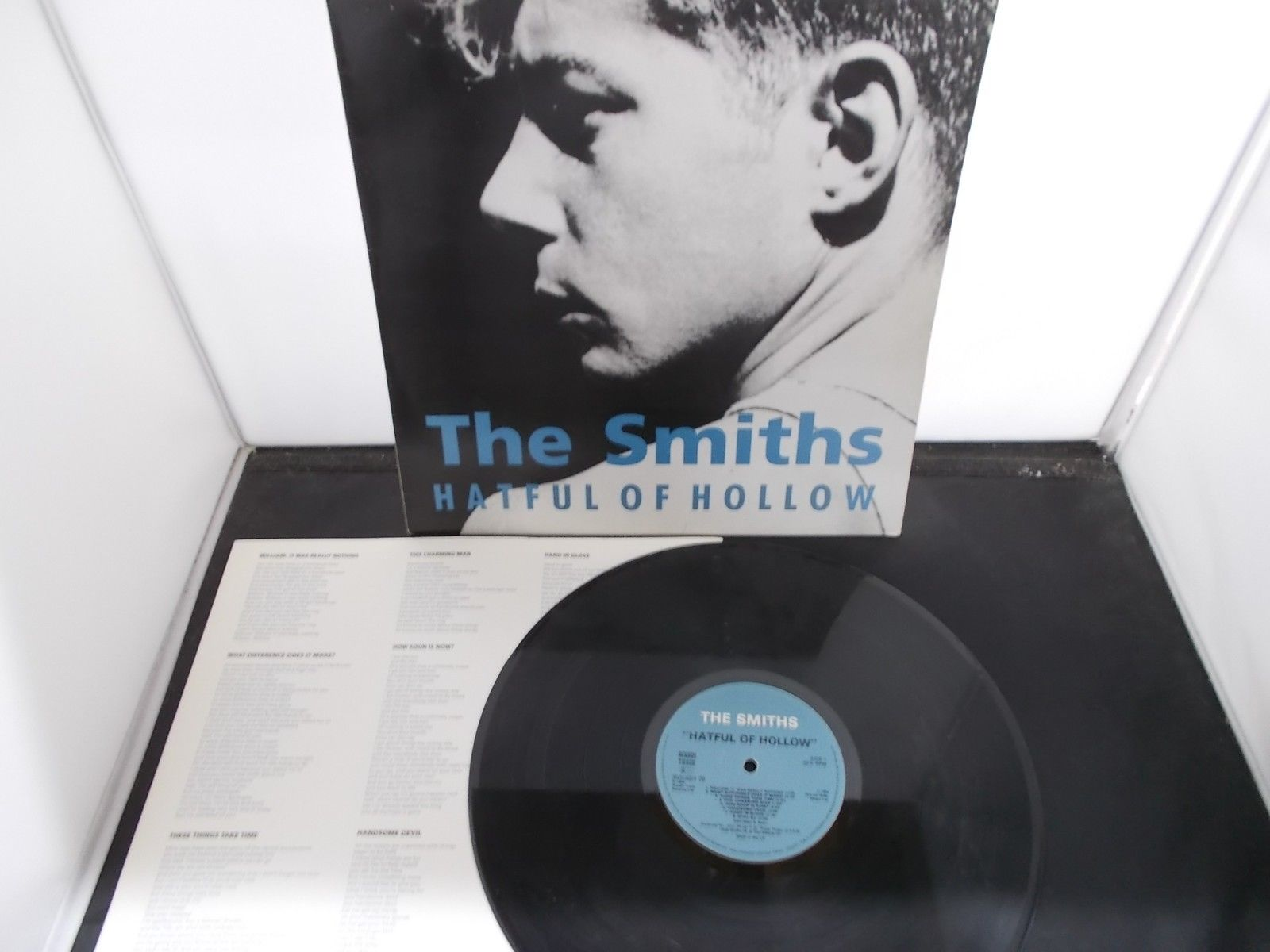 Vinyl Record LP Album THE SMITHS HATEFUL OF HOLLOW (23)