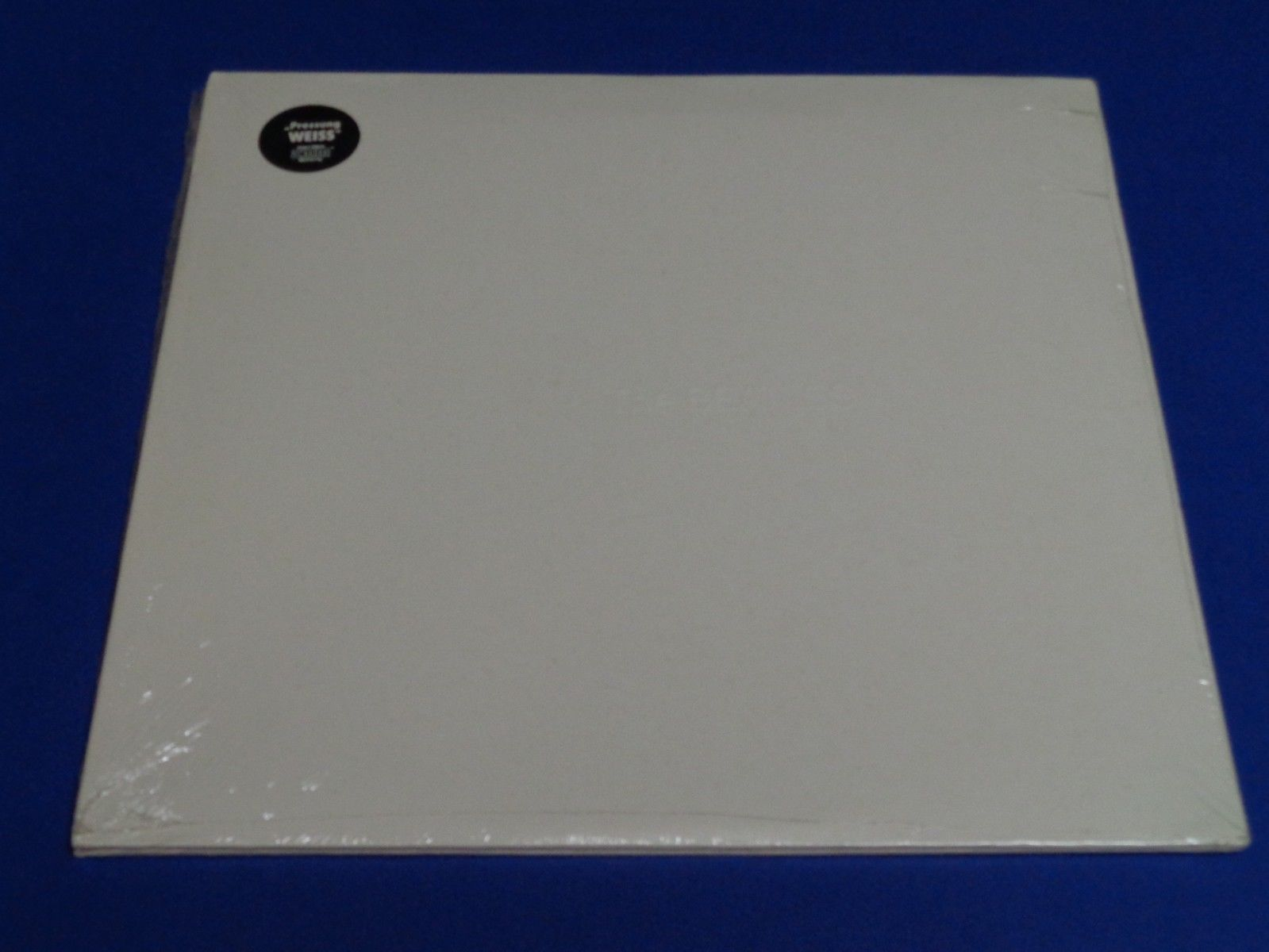 """THE BEATLES  """"White Album""""  PRESSUNG WEISS DMM Mastering GERMANY LP SEALED"""