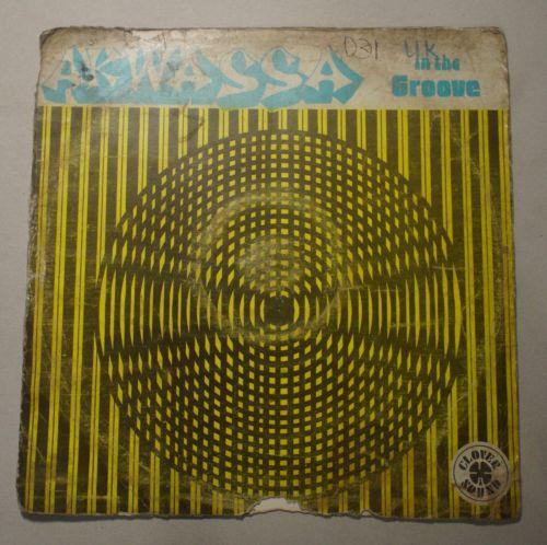Akwassa In The Groove HARD TO FIND RARE AFRO FUNK BOMB ORIGINAL LP NIGERIA HEAR