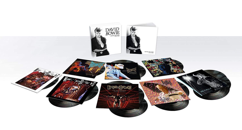 David Bowie Loving the Alien (1983-1988) Vinyl LP Box 2018
