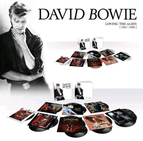 David Bowie - Loving the Alien (1983-1988) - New 15LP Vinyl Box Set - 12th Oct