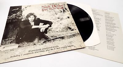 NICK DRAKE 'Time Of No Reply' Vinyl LP With Inner 1986 Hannibal Records - L11