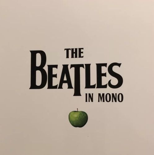 THE BEATLES IN MONO SEALED 14 180G VINYL LP + BOOK BOX SET