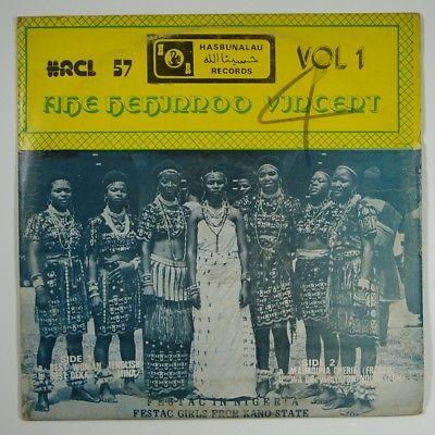 """Ahehehinnou Vincent """"Vol. 1"""" Rare Afro Funk Afrobeat LP Hasbunalau mp3"""
