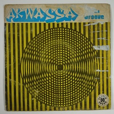 "Akwassa ""In The Groove"" Afro Funk LP Clover mp3"
