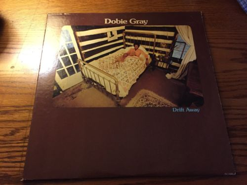"DOBIE GRAY Drift Away LP Vinyl 12"" R&B SOUL POP ROCK Decca Records 1973 NM"