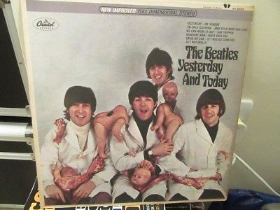 "THE BEATLES ""Yesterday & Today""  ""Butcher"" Cover - US Stereo LP ST 2253"