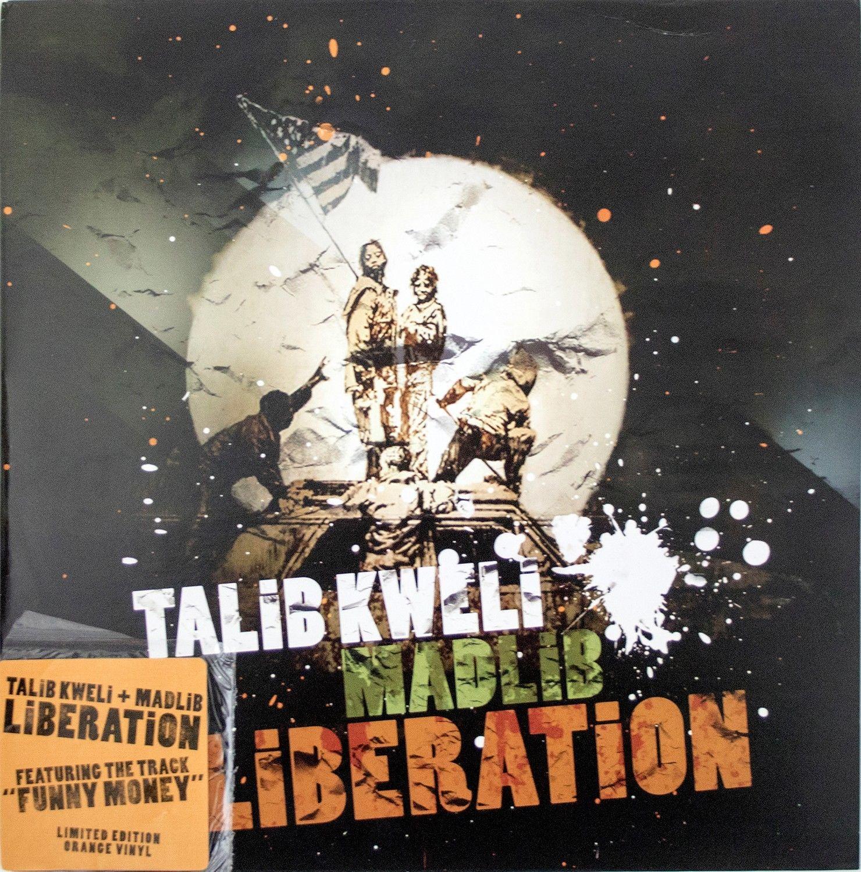 ORIGINAL BANKSY Talib Kweli & Madlib Libération - 2007 avec Certificat Galerie