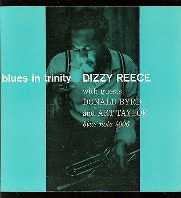 Dizzy Reece on Blue Note 4006