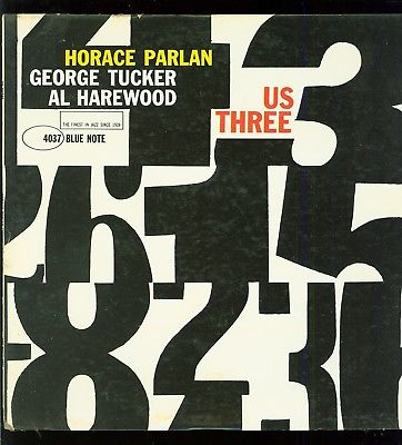 Horace Parlan on Blue Note 4037