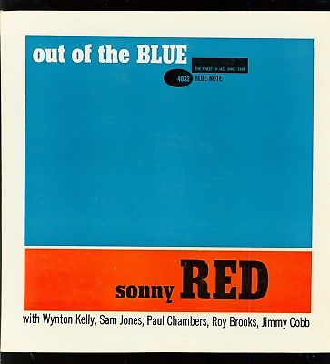Sonny Red on Blue Note 4032