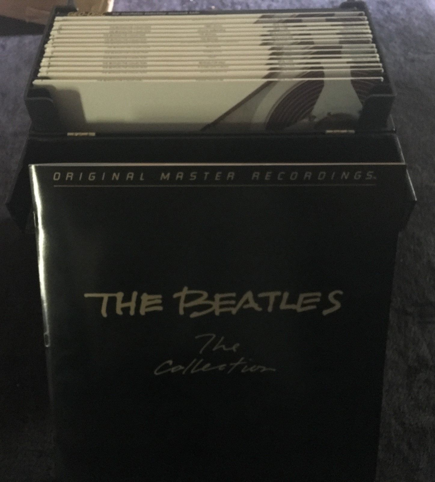 THE BEATLES COLLECTION 1982, MFSL Box Set   #141/25,000