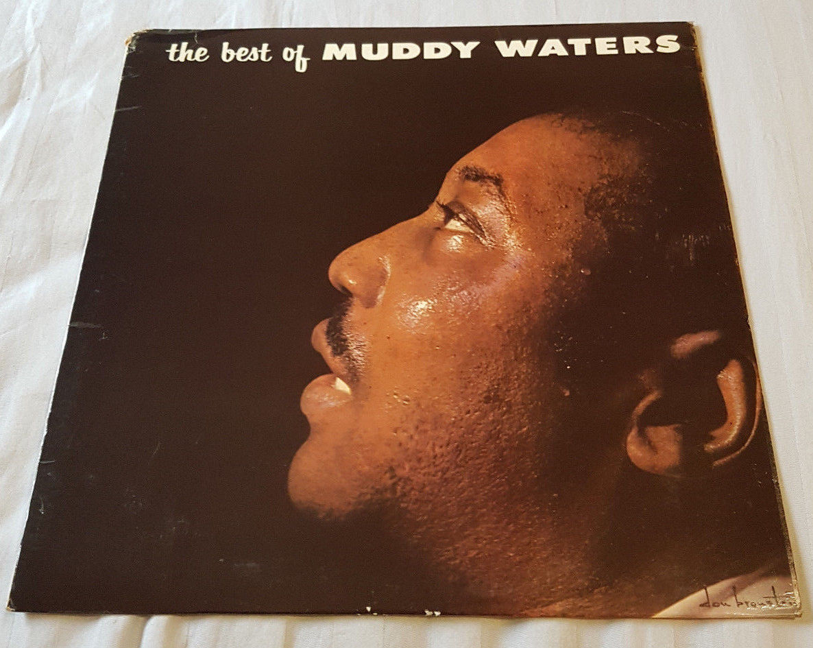 Muddy Waters The Best Of 1st UK Press *MONO* Pye LP 1964 *VERY RARE*