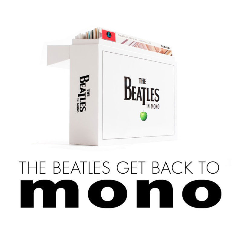 The Beatles In MONO 14 Vinyl LP Box Set And Book - Brand new