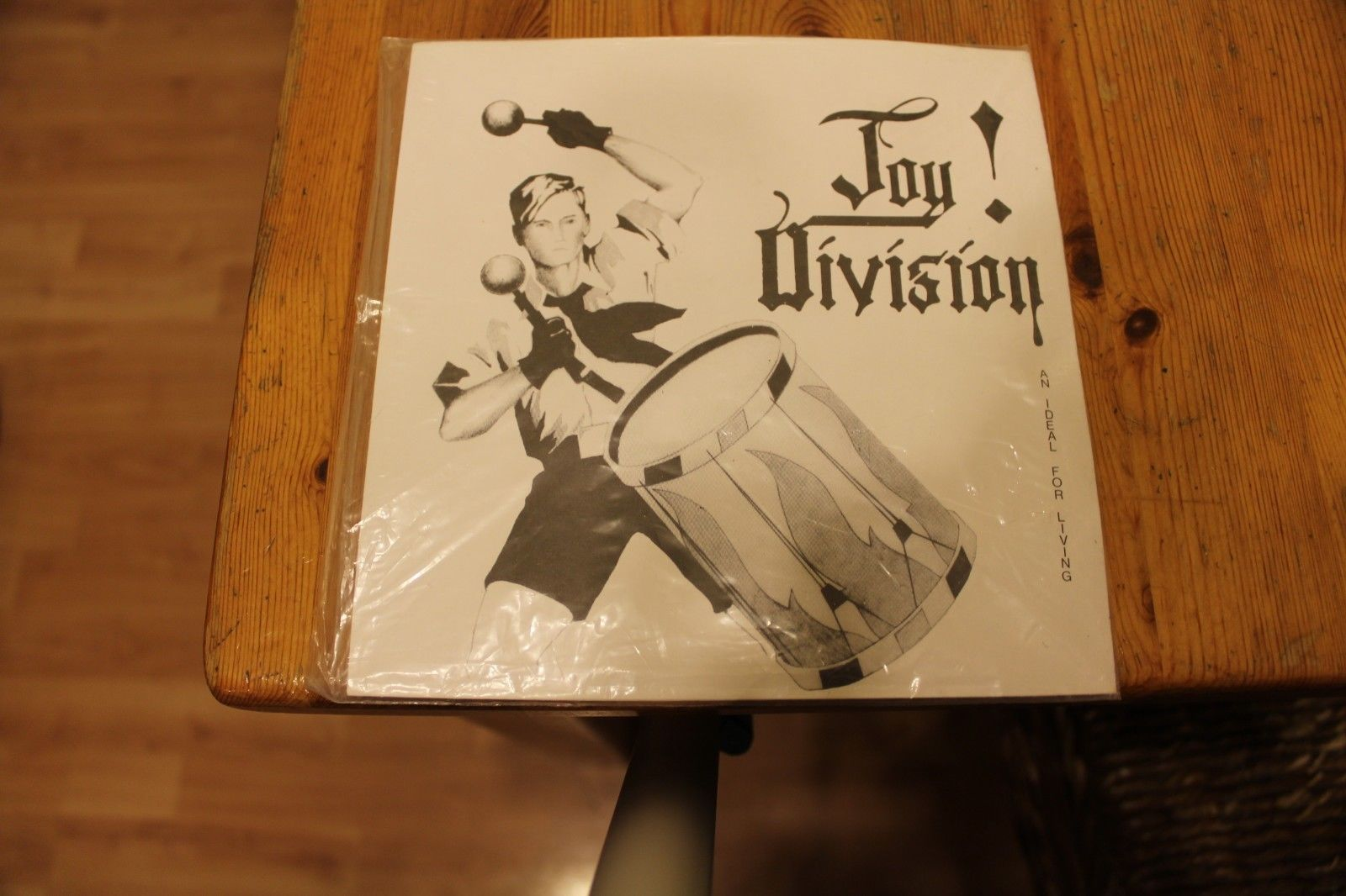 Joy Division RARE First EP