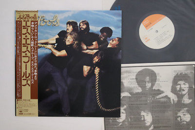 LP S. S. Fools S. S. Fools 25AP111 CBS SONY Japan Vinyl OBI
