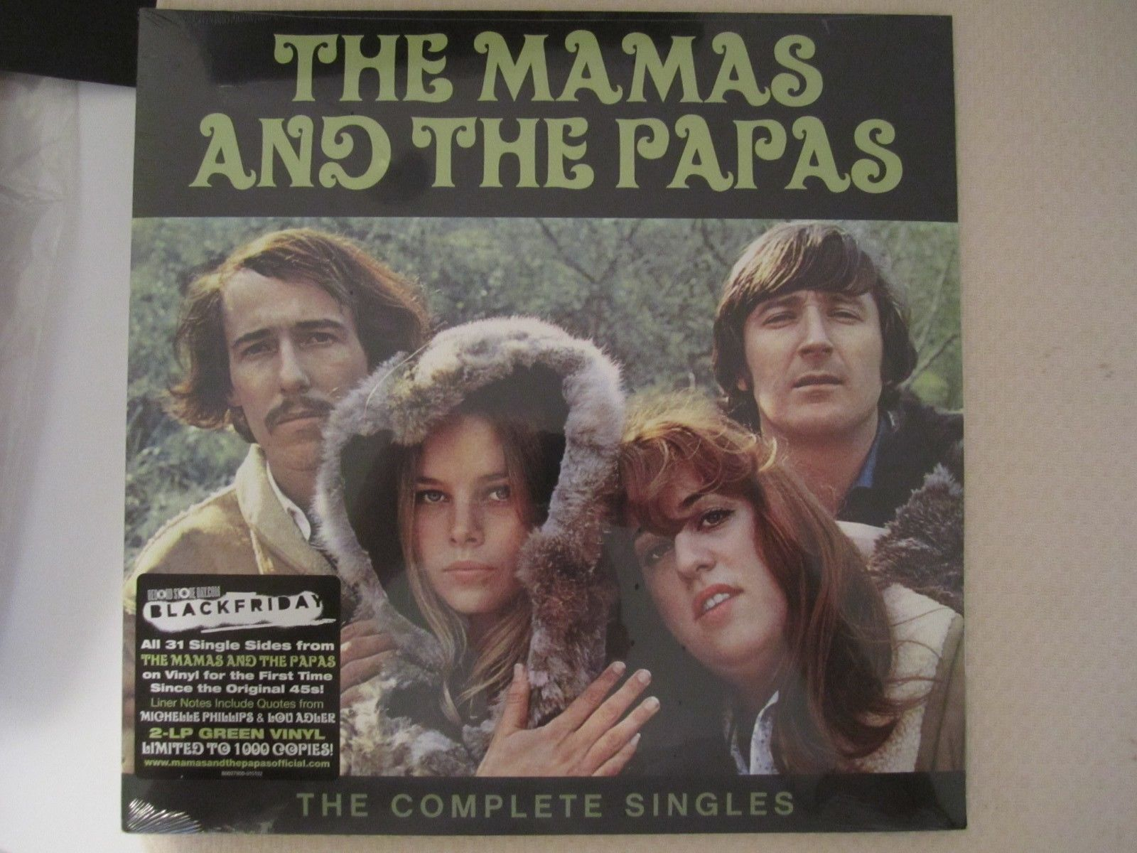 popsike.com - Mamas and The Papas ?Complete Singles 2 LP