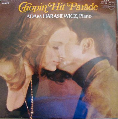 ADAM HARASIEWICZ Chopin Hit Parade 2LP SPS2908 SEALED