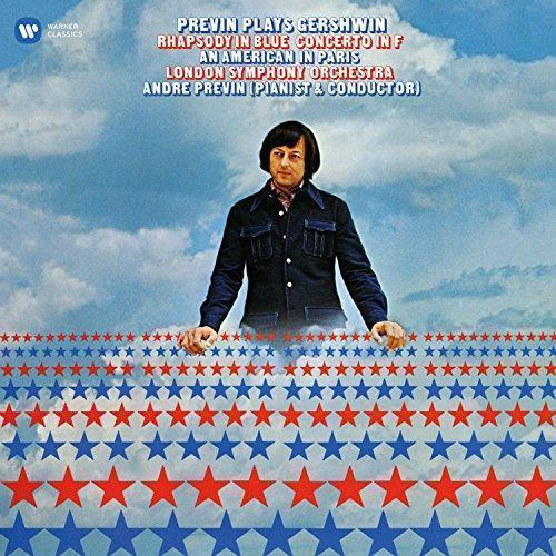 André Previn - Gershwin: Rhapsody In Blue, An American In Paris (NEW 2 VINYL LP)
