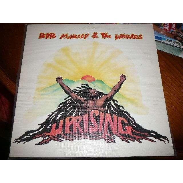 33 tours BOB MARLEY & THE WAILERS uprising