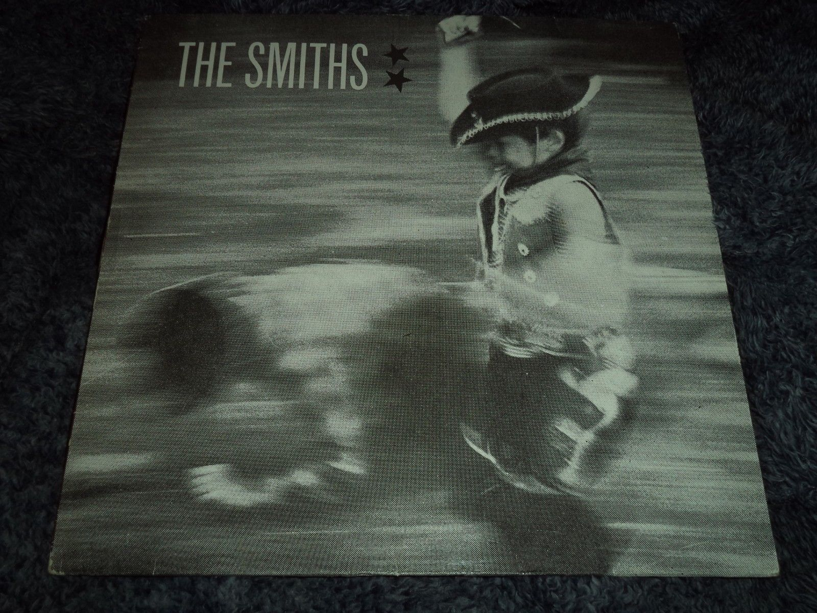 "THE SMITHS 'THE HEADMASTER RITUAL' 1985 12"" VINYL SINGLE (MEGADISC - HOLLAND)"