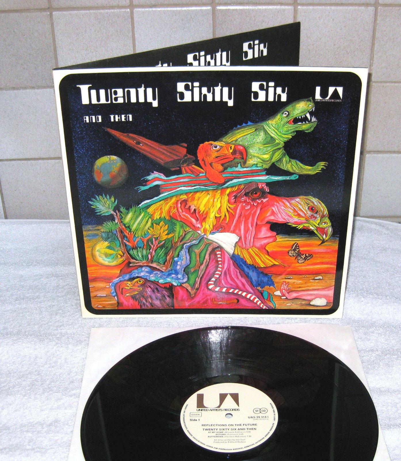 TWENTY SIXTY SIX AND THEN - REFLECTIONS... 1st PRESS 1972 MINT- HOLY GRAIL KRAUT