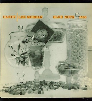 Lee Morgan on Blue Note 1590