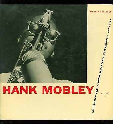 Hank Mobley on Blue Note 1568