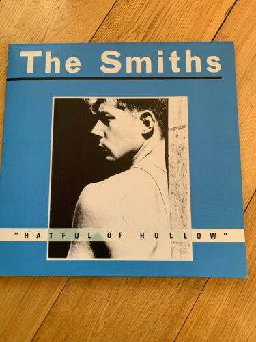 The Smiths 'hateful of hollow' vinyl , rock, used but in brilliant condition