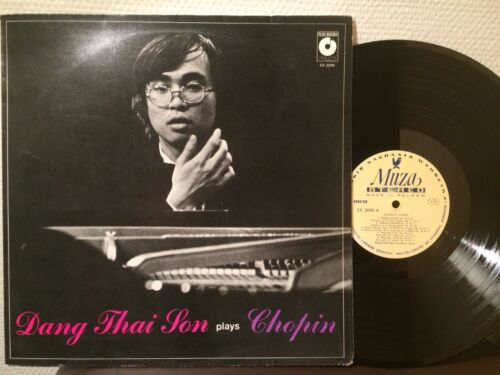 DANG THAI SON - Chopin, Orig 1st M Mint
