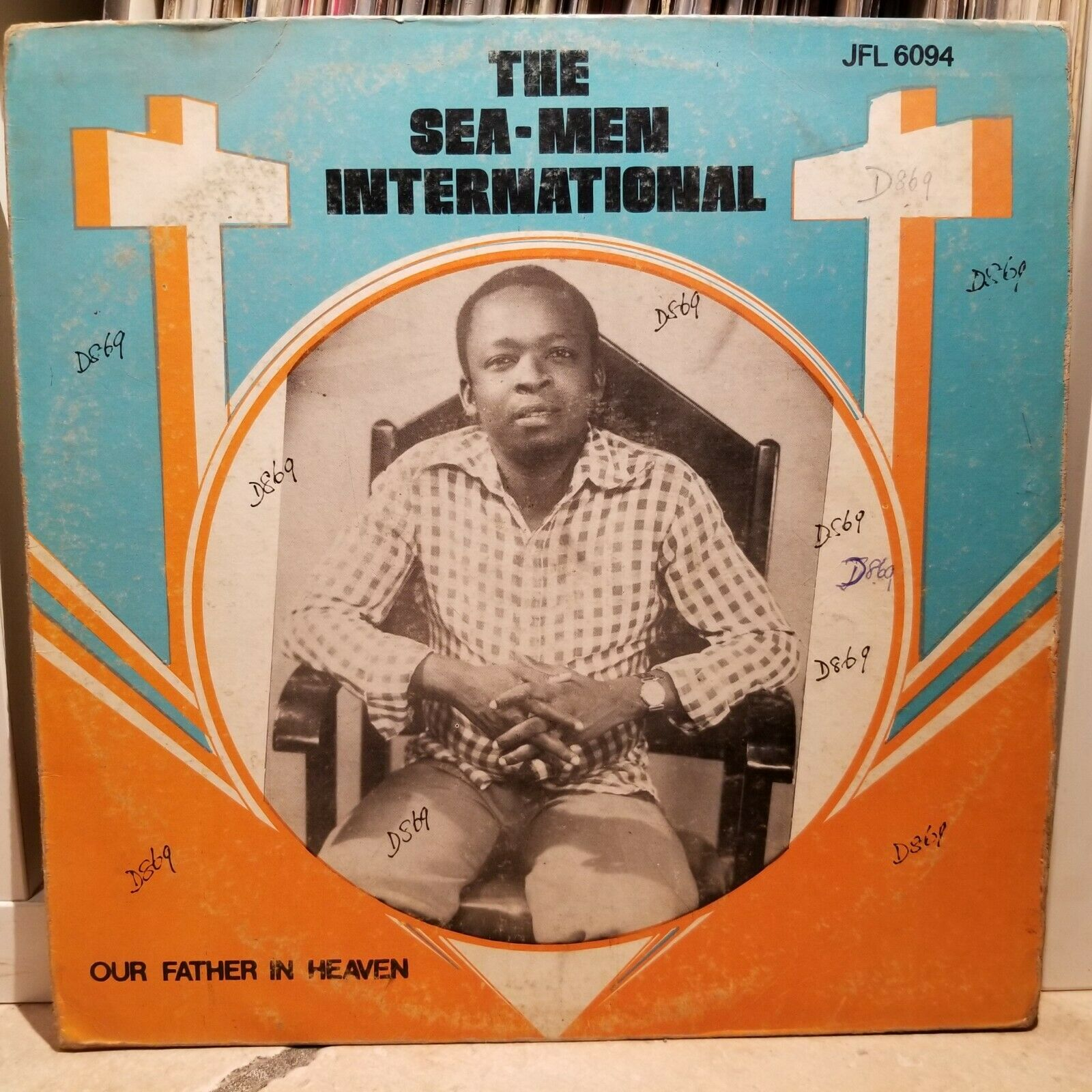? THE SEA-MEN INT - Our Father In Heaven [Jicco Funk] MAD GOSPEL AFRO FUNK ?MP3
