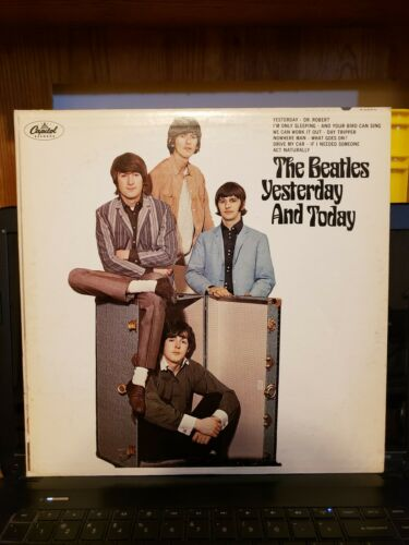 The Beatles Yesterday And Today Second State Butcher Cover Mono LP