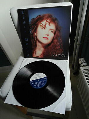 CLAIR MARLO     limited remastered edition Vinyl LP     Let It Go (2003)