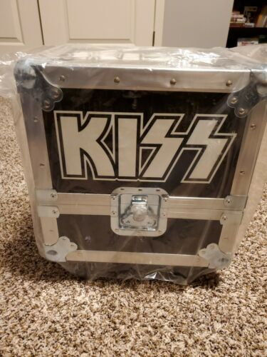 Kissteria SEALED Ultimate Road Case- Complete Includes All 34 Vinyl Lp's  New